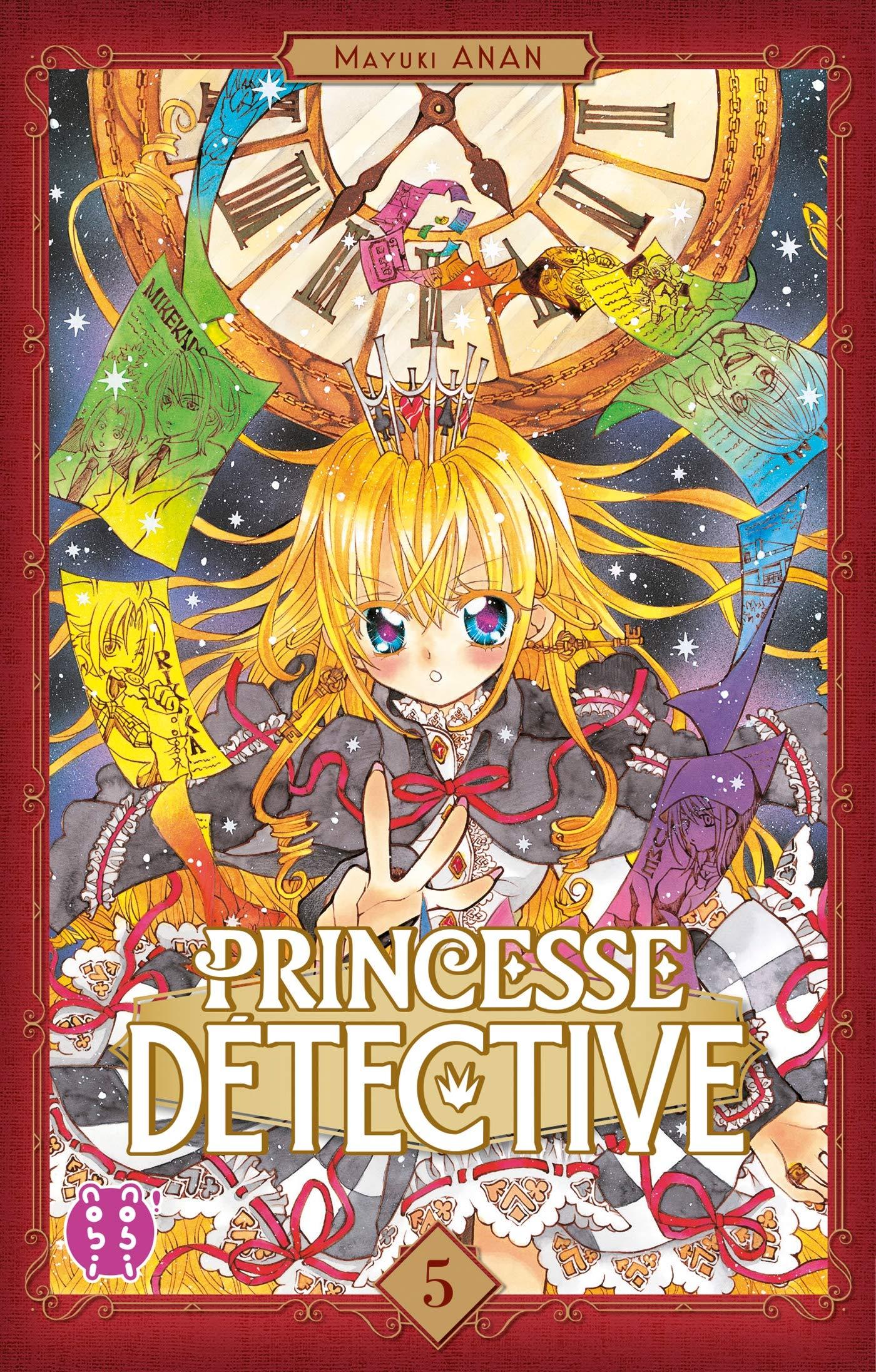 Princesse détective 5