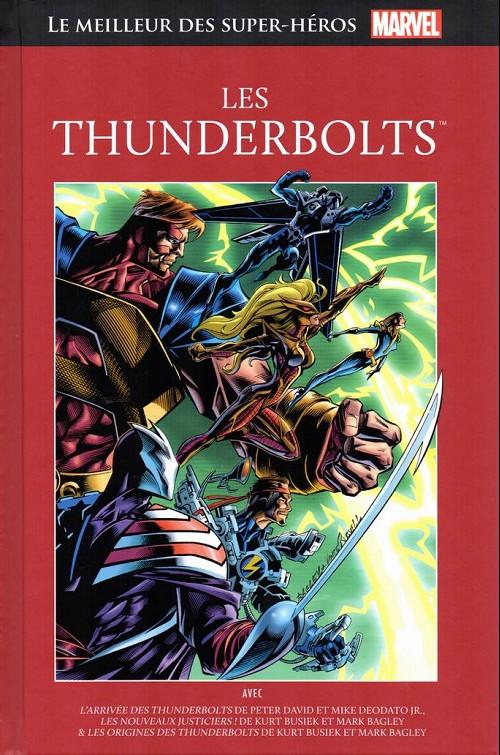 Le Meilleur des Super-Héros Marvel 82 - Les Thunderbolts