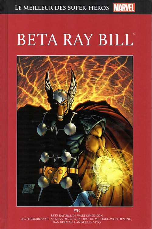 Le Meilleur des Super-Héros Marvel 83 - Beta Ray Bill