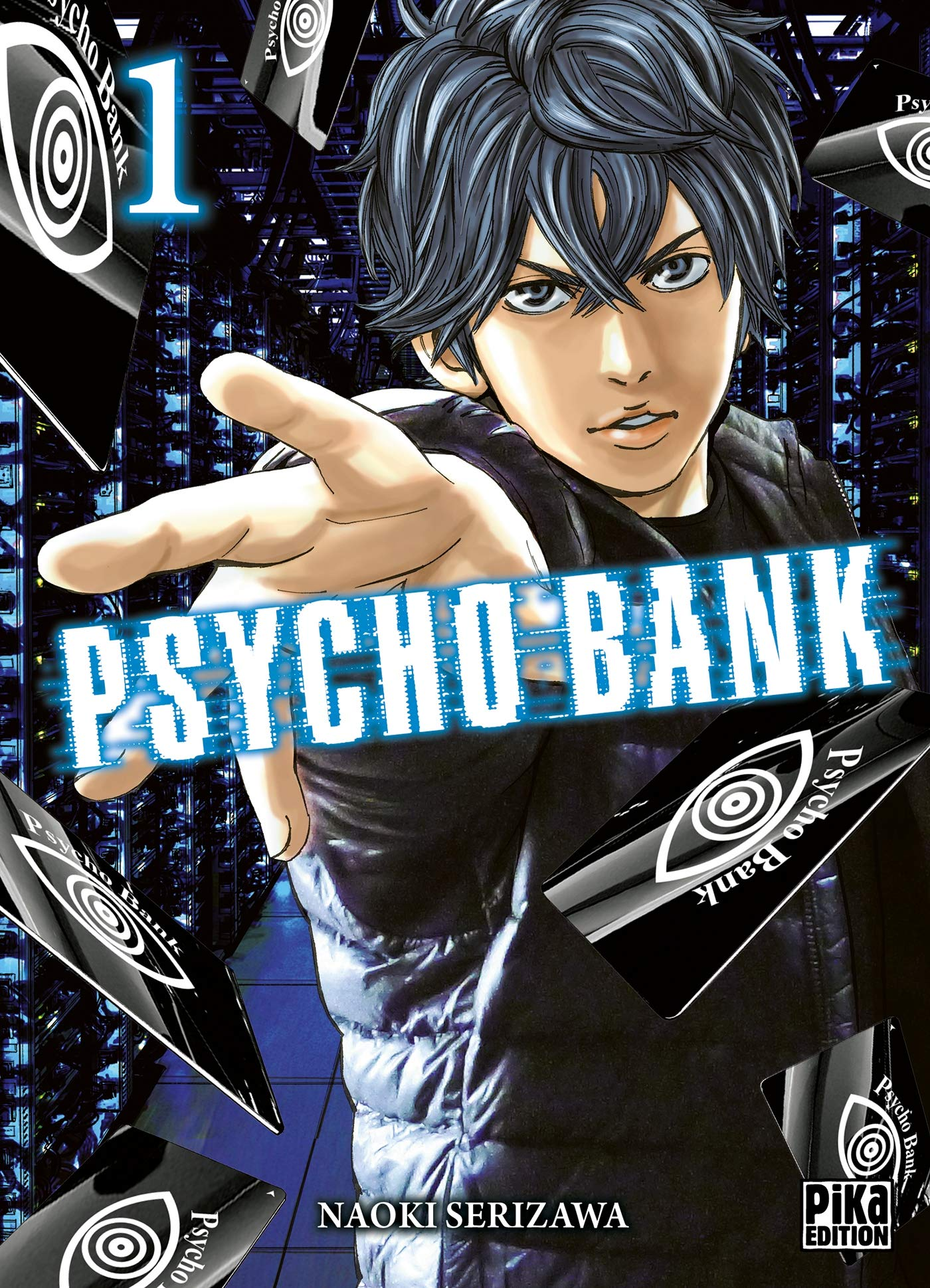 Psycho bank 1