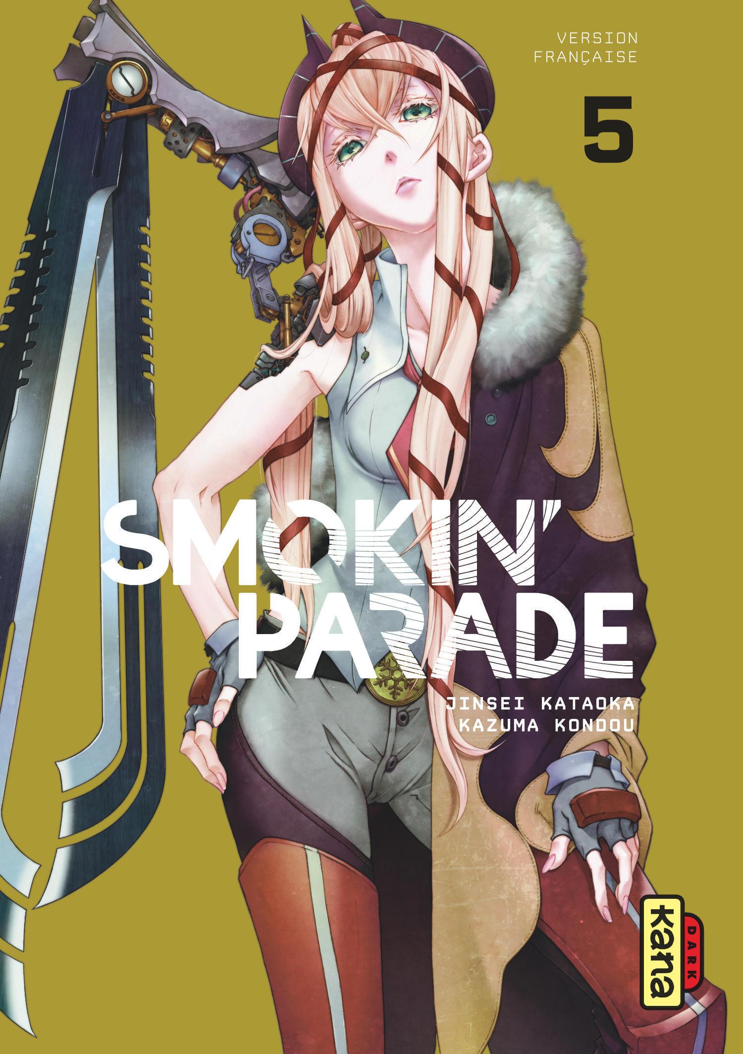 Smokin' parade 5