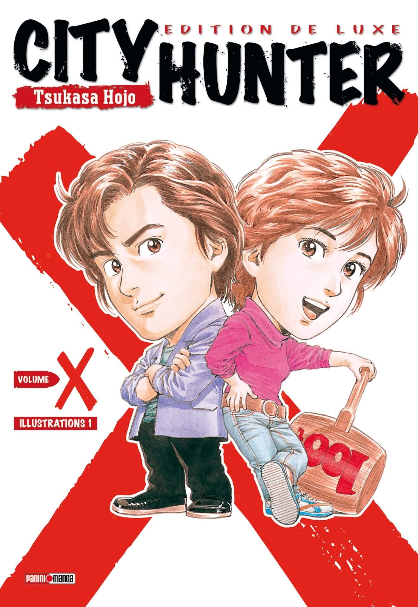 City Hunter XYZ 1 - X