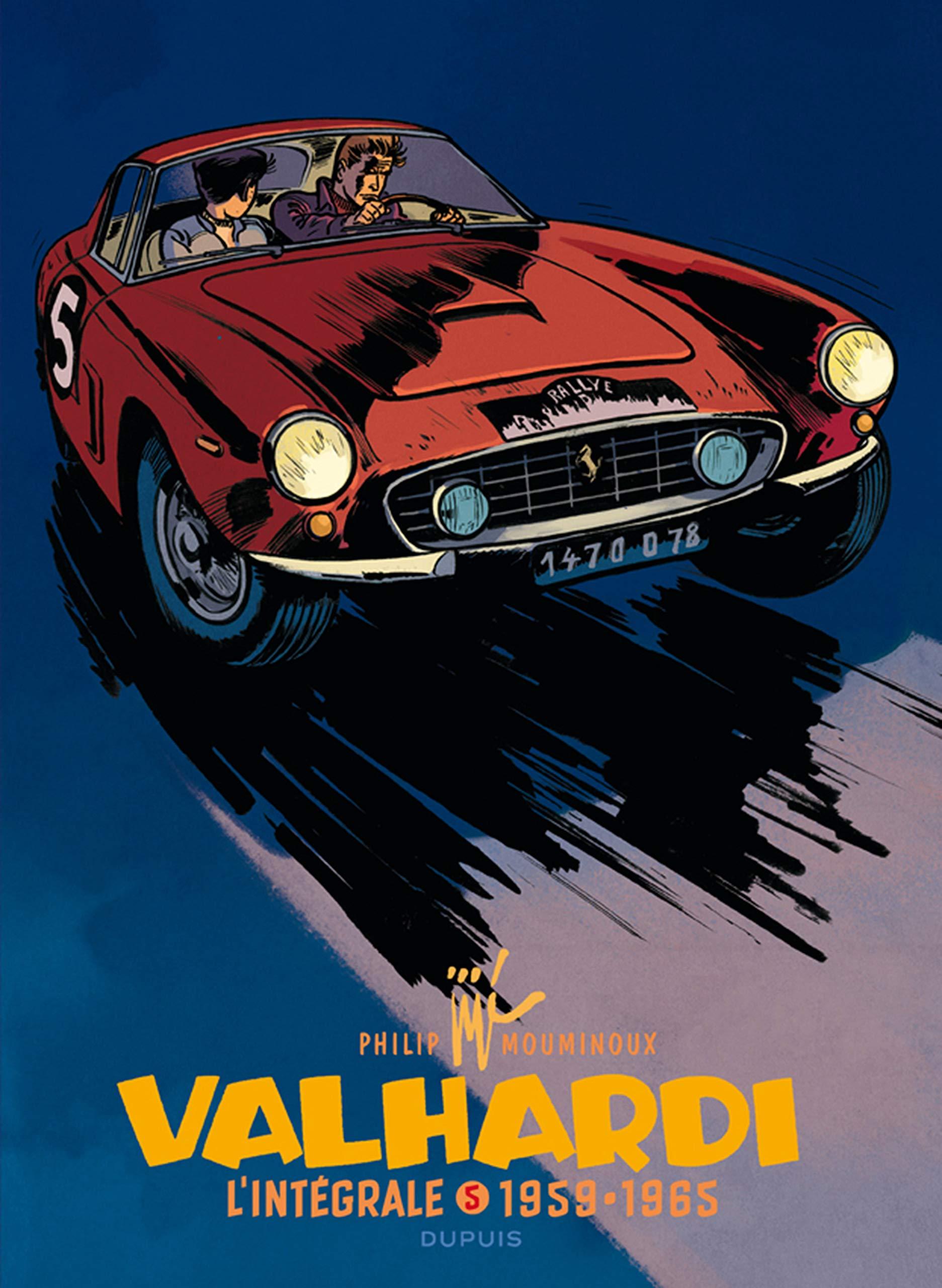 Les aventures de Jean Valhardi 5 - Intégrale 5 - 1959-1965