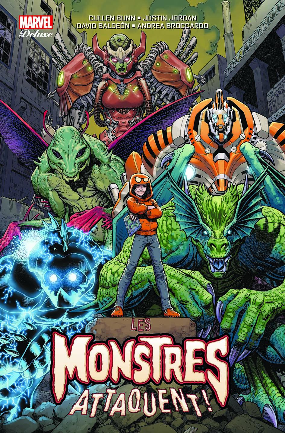 Les Monstres Attaquent ! 2 - Le Cheminement