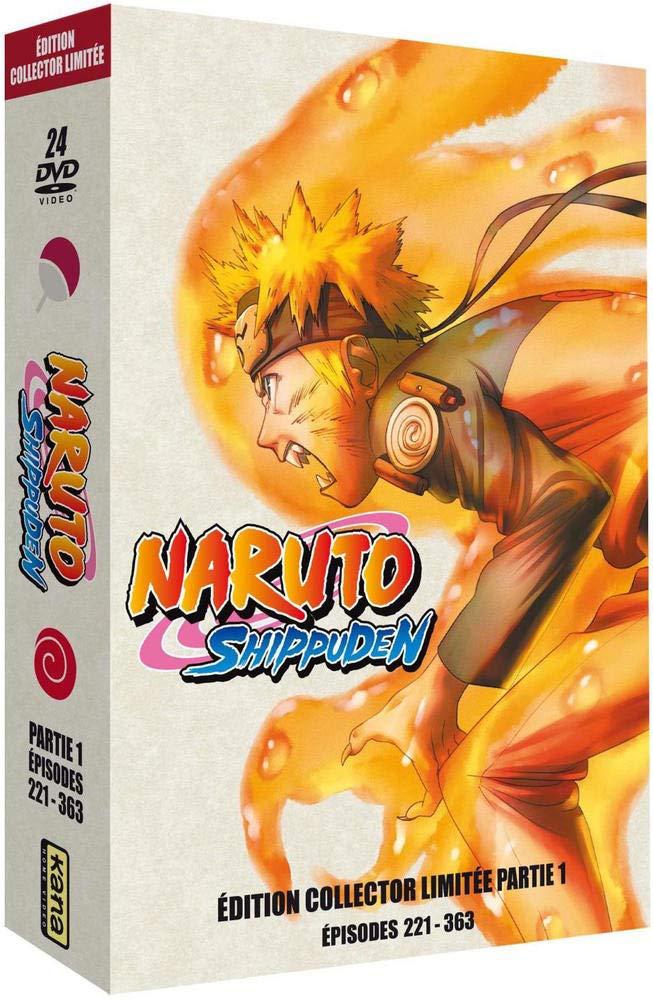 Naruto Shippûden 1 -  Partie 1