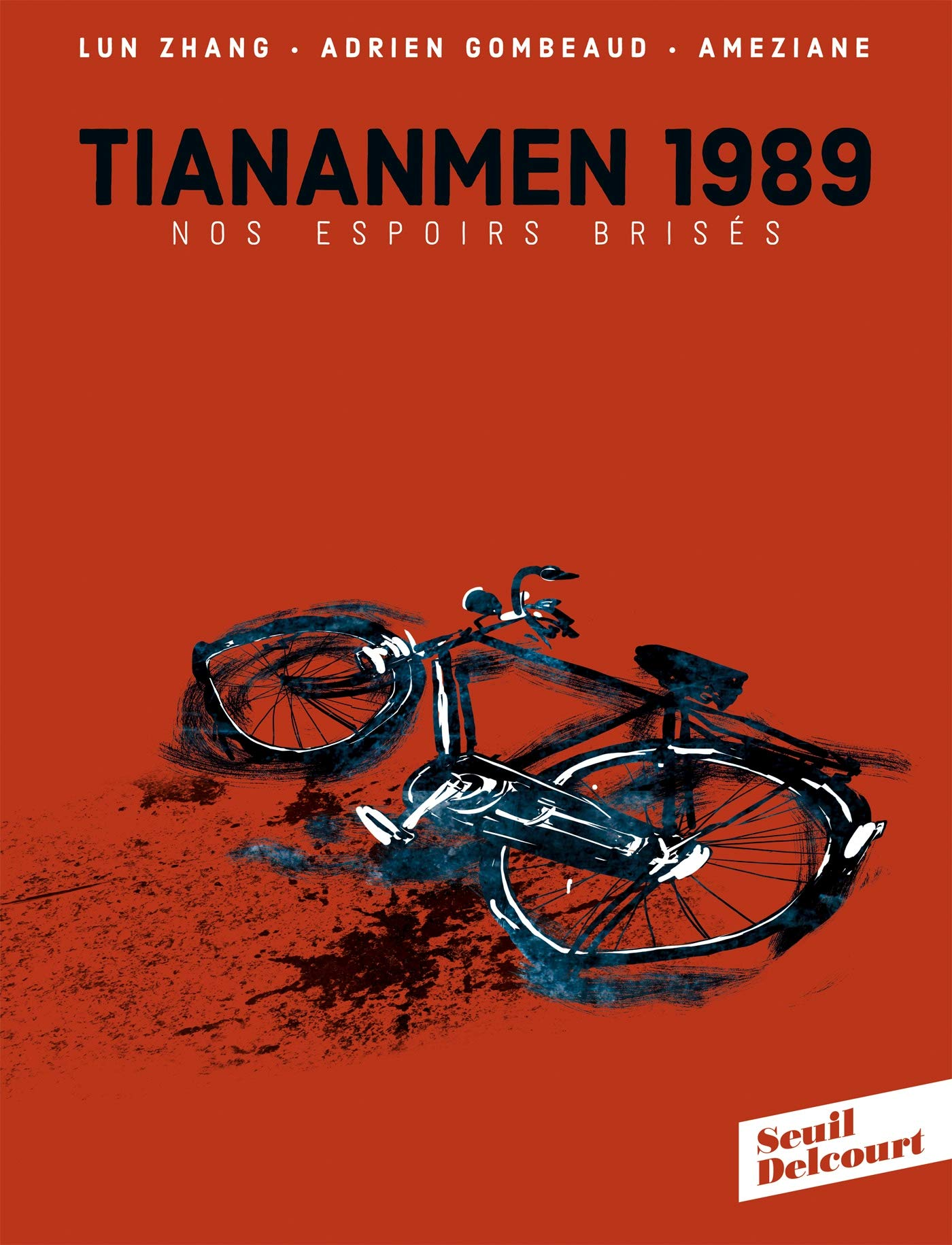 TianAnMen 1989 1 - Nos espoirs brisés