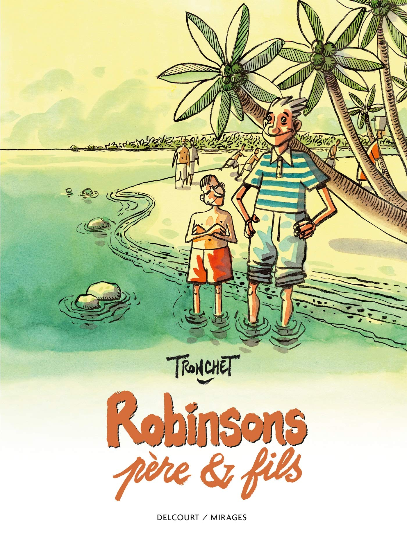 Robinsons, père & fils 1