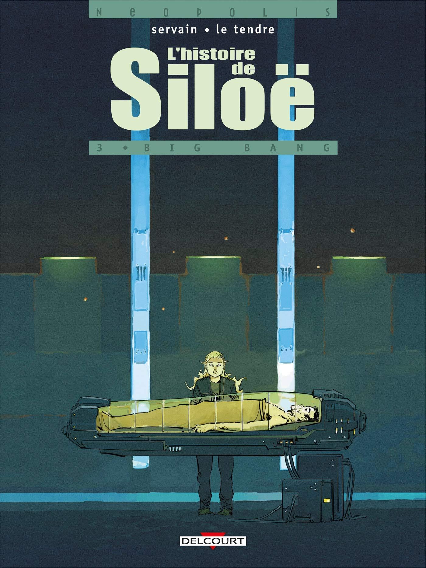 L'histoire de Siloë 3 - Big-bang