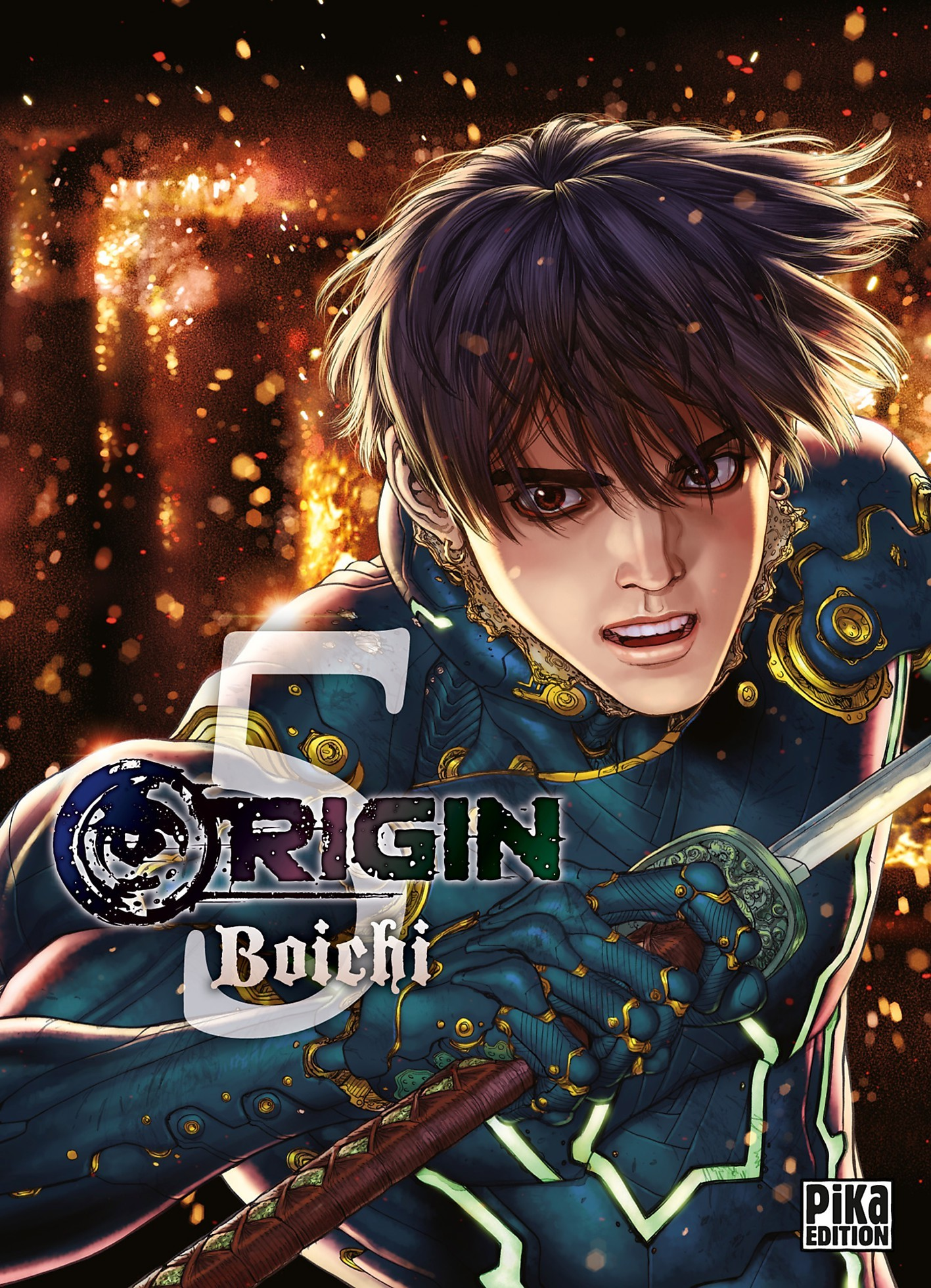Origin 5