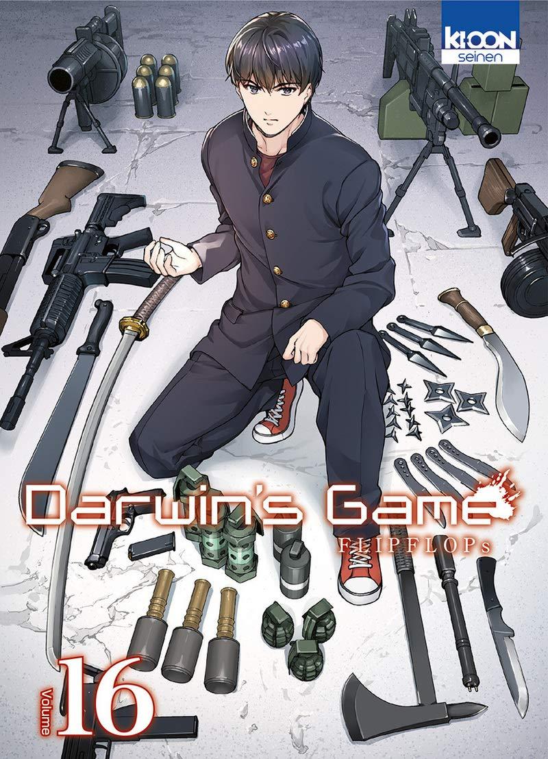 Darwin's Game 16