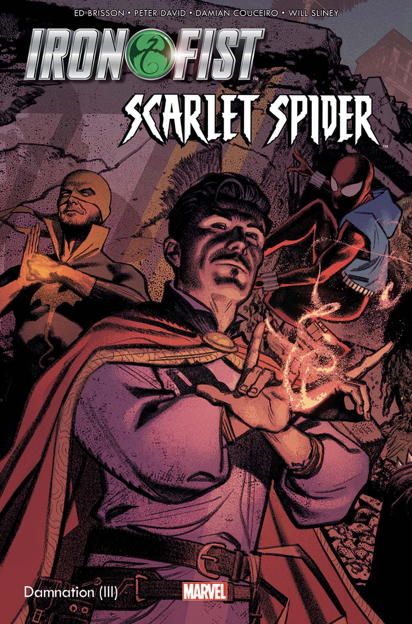 Damnation - Iron Fist et Scarlet Spider 1 - Damnation (III)