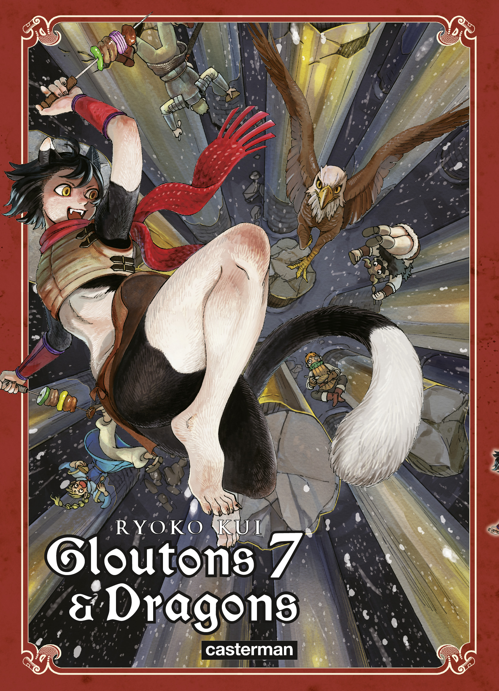 Gloutons & Dragons 7