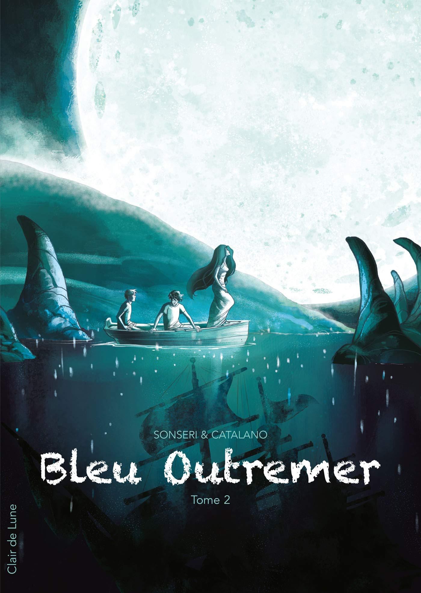 Bleu outremer 2 - Tome 2