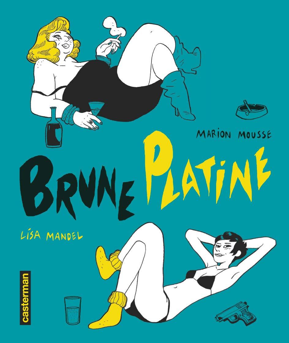Brune platine 0