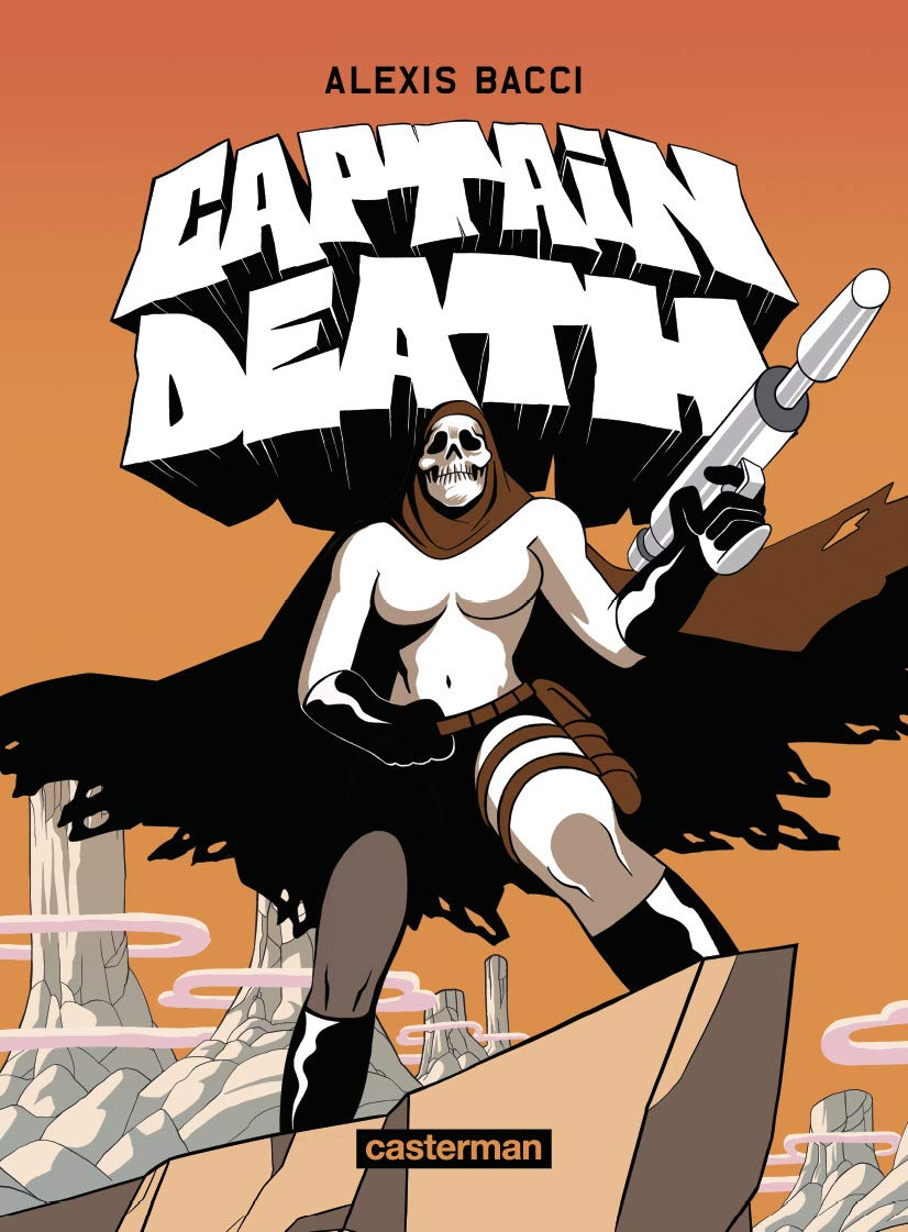 Captain Death 0