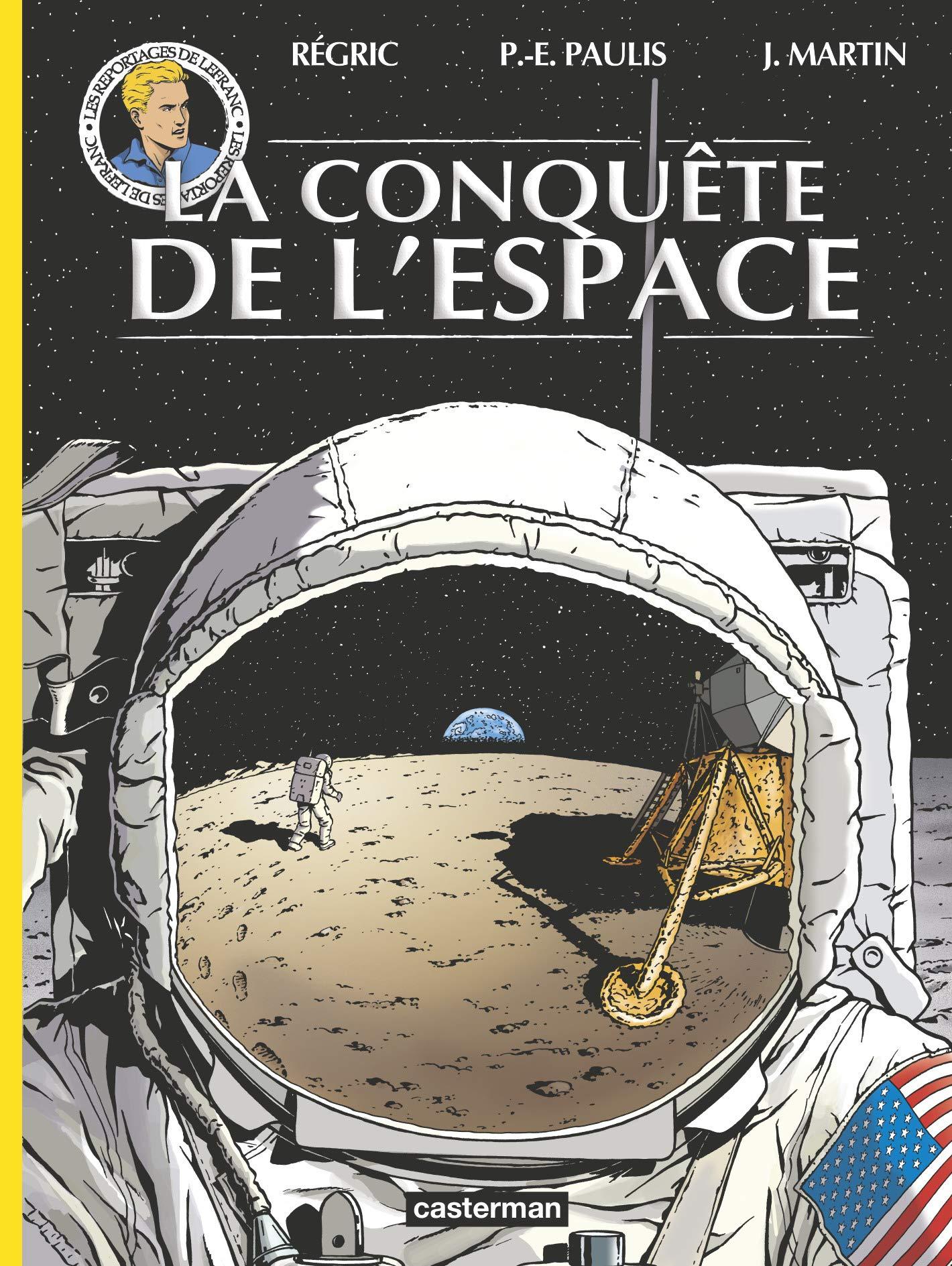 Les reportages de Lefranc 7 - La conquête spatiale