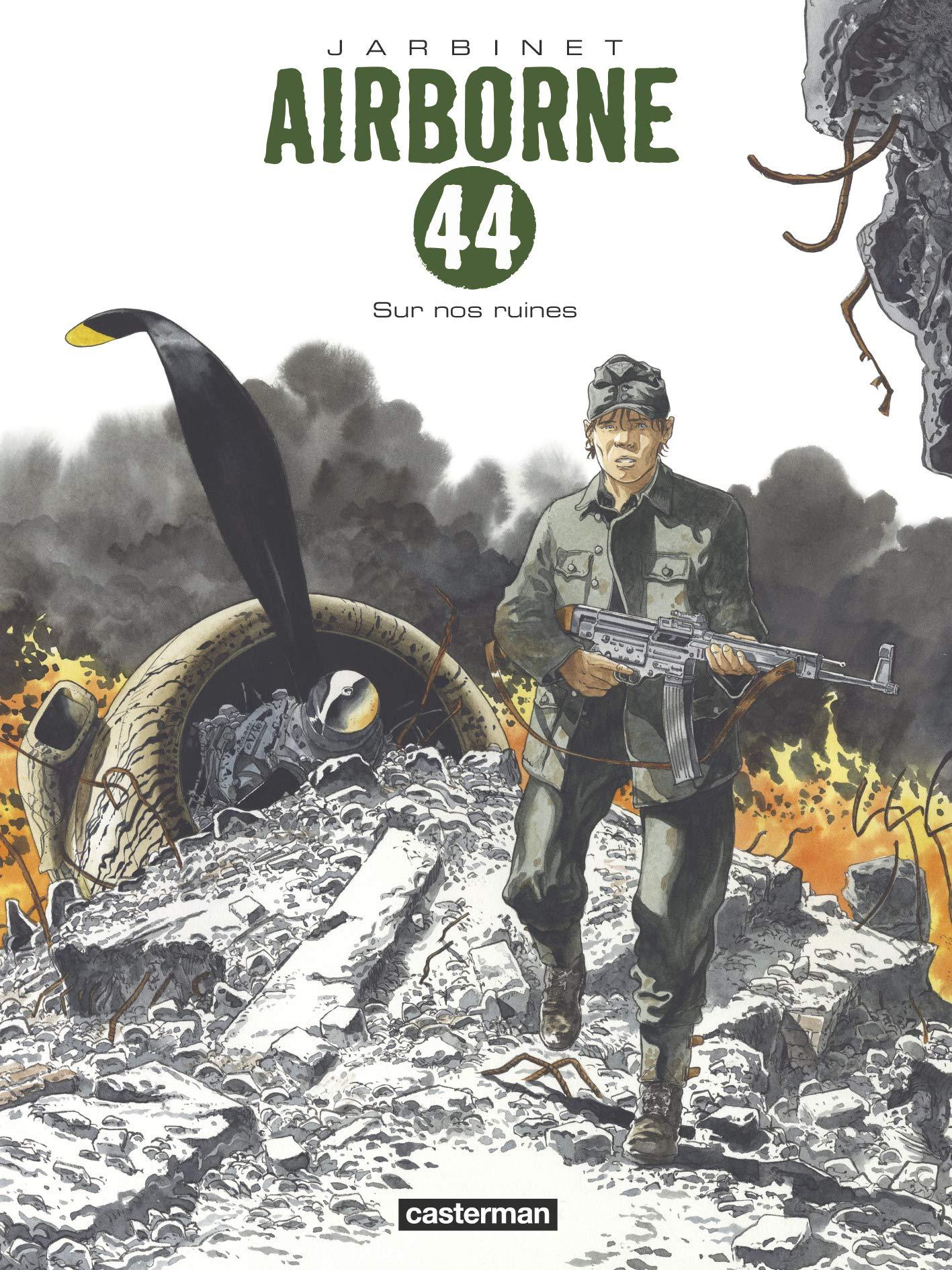 Airborne 44 8 - Sur nos ruines