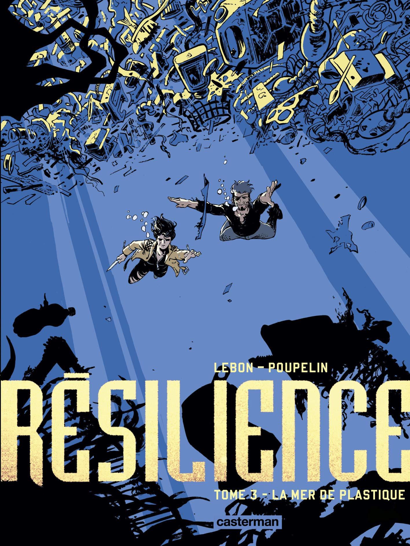 Résilience 3 - La mer de plastique