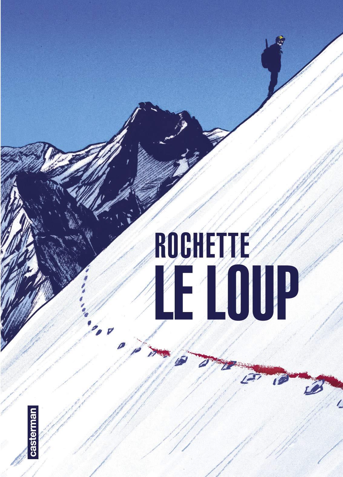 Le loup (Rochette) 1