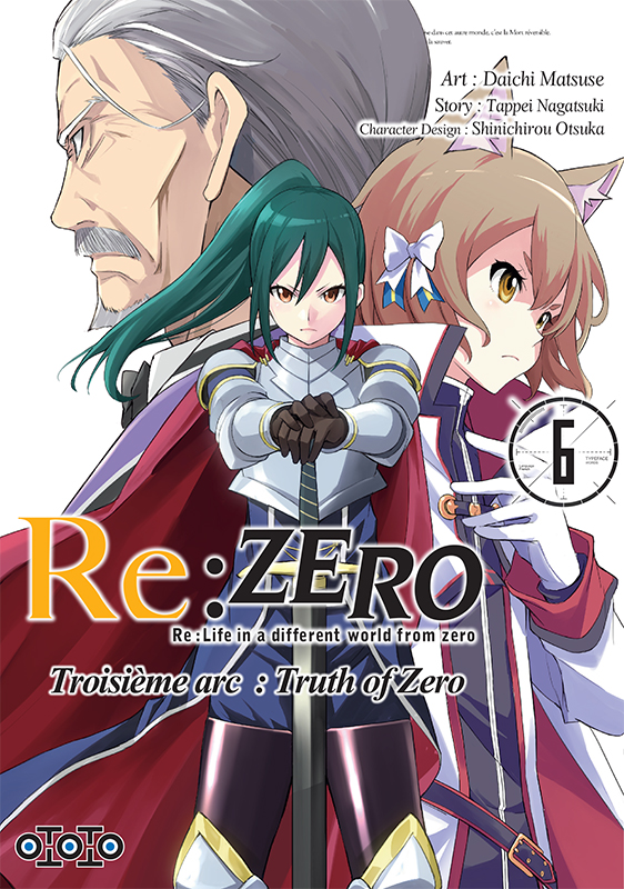 Re:Zero - Re:Life in a different world from zero - Troisième arc : Truth of Zero 6