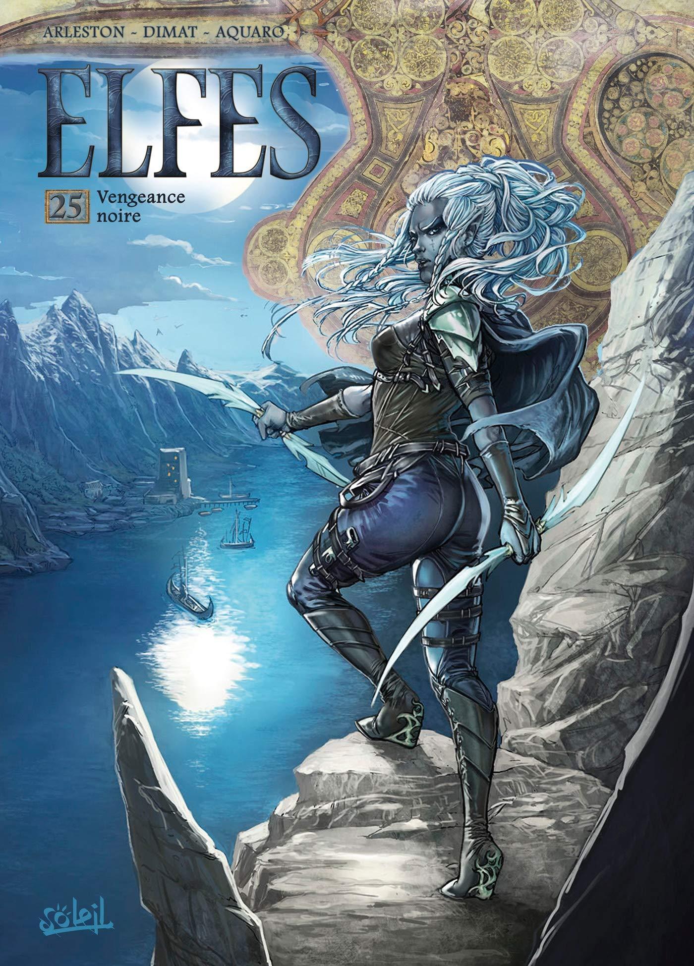 Elfes 25 - Vengeance noire