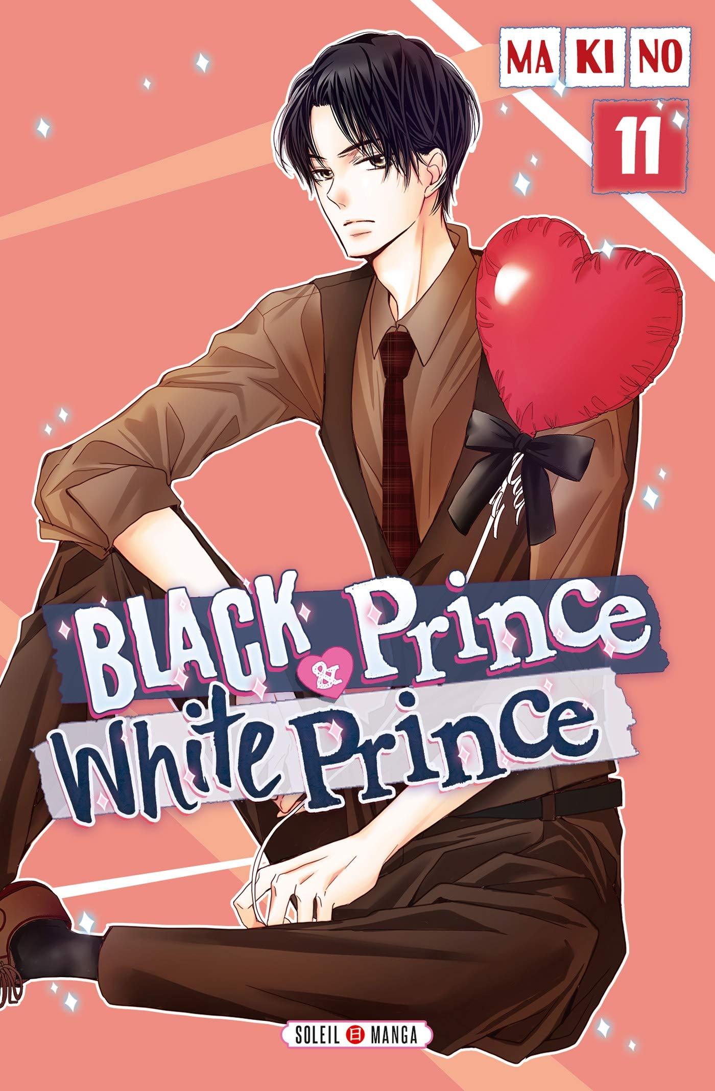 Black Prince & White Prince 11