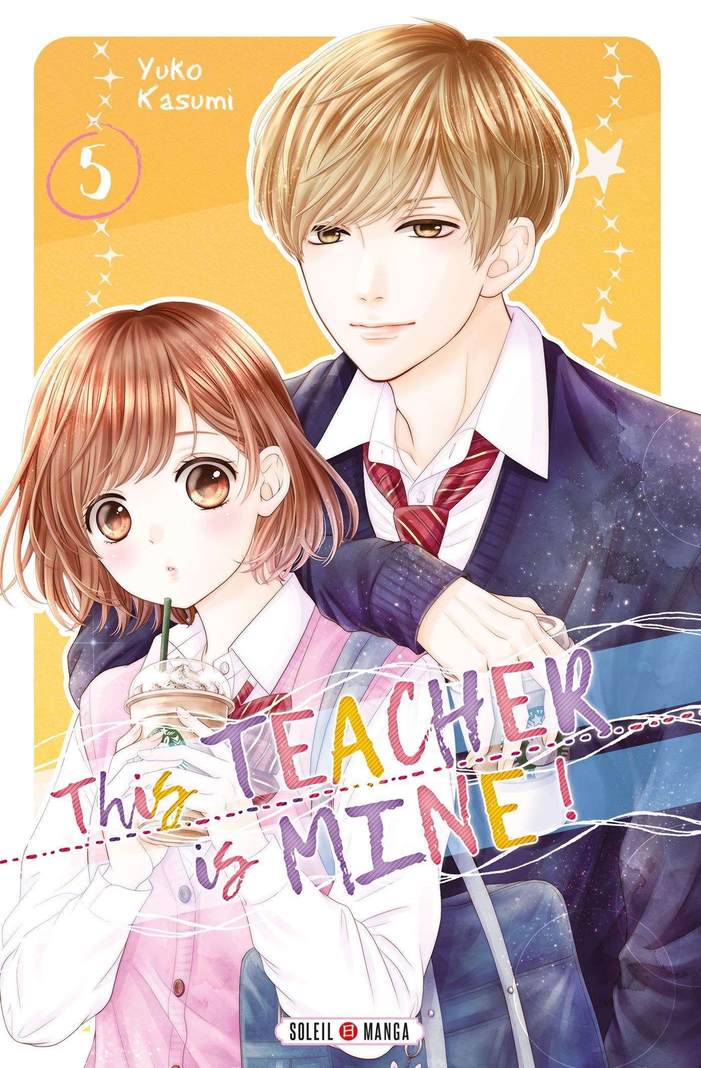 This Teacher is mine ! 5