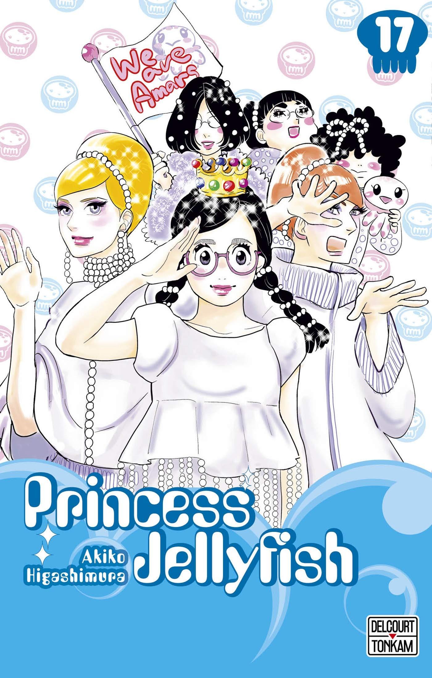 Princess Jellyfish 17