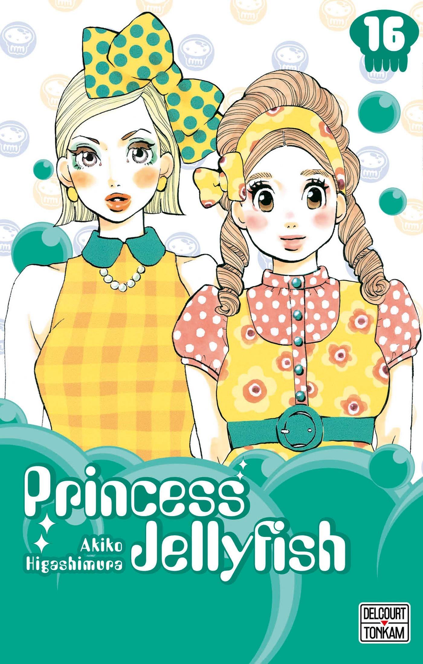 Princess Jellyfish 16