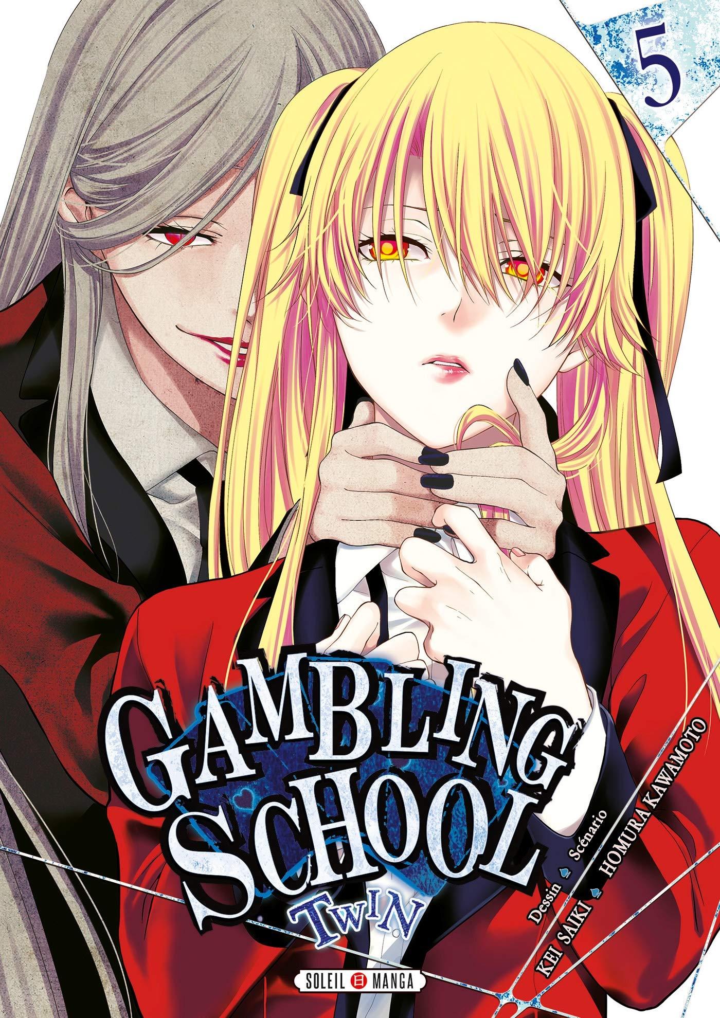 Gambling School Twin 5