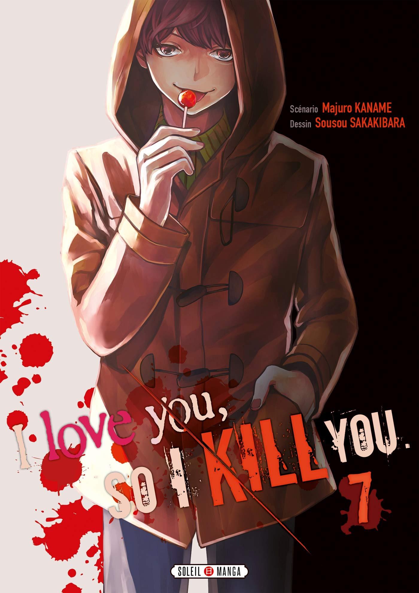 I love you so I kill you 7