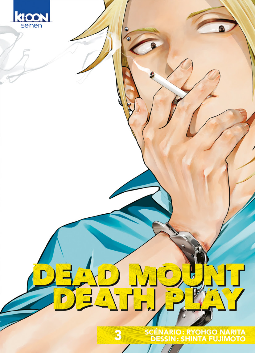 Dead Mount Death Play 3