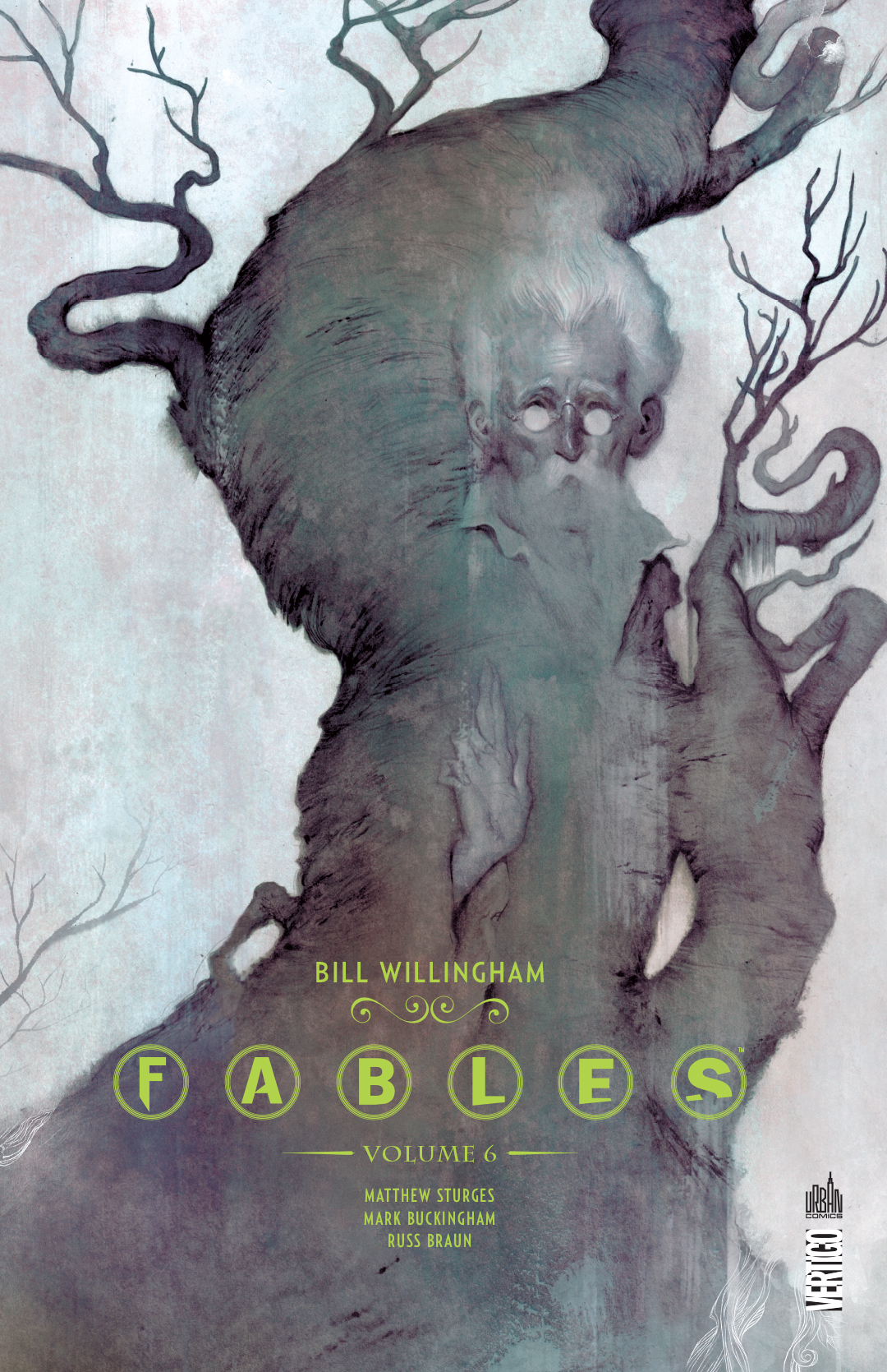 Fables 6