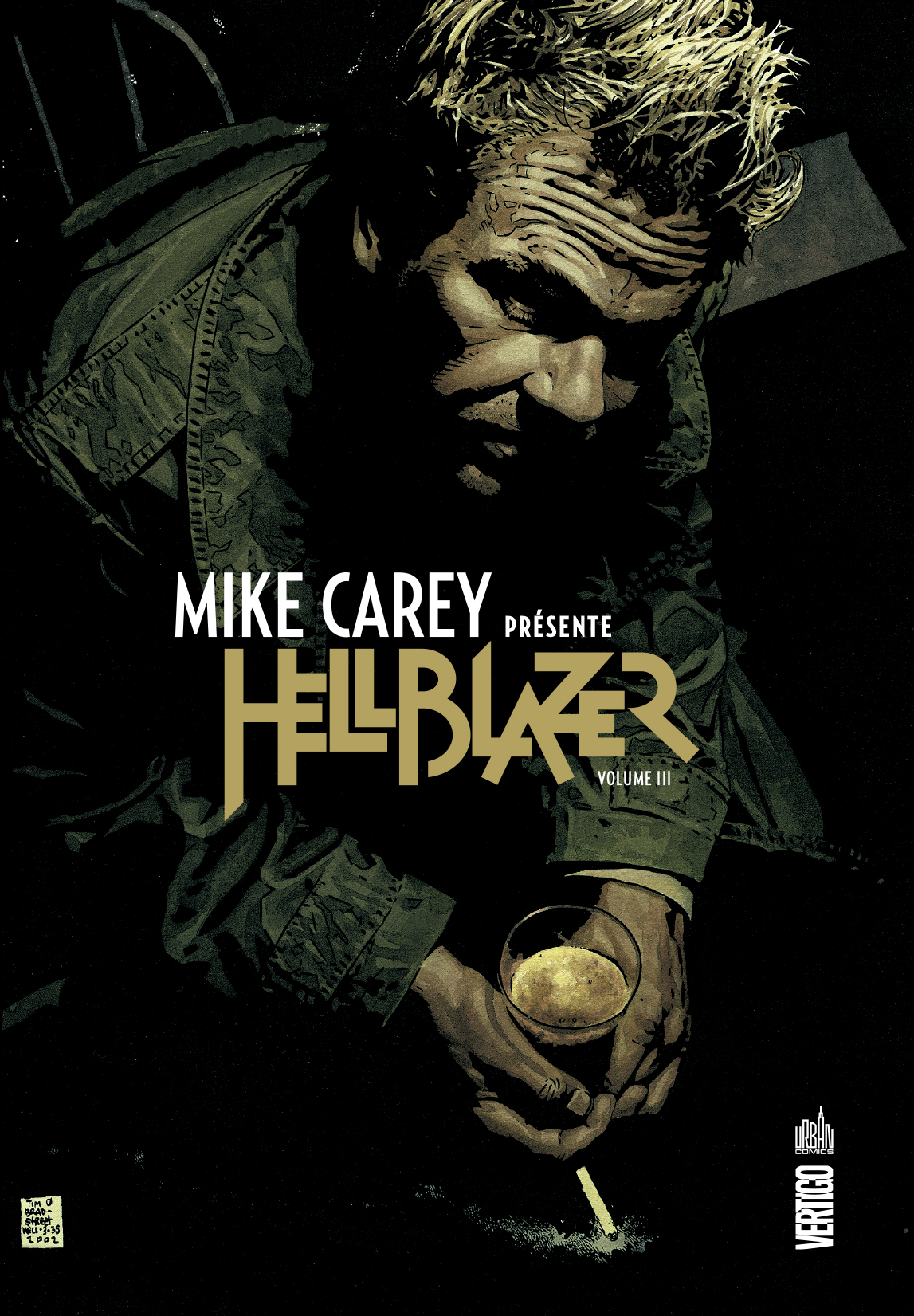 Mike Carey Présente Hellblazer 3