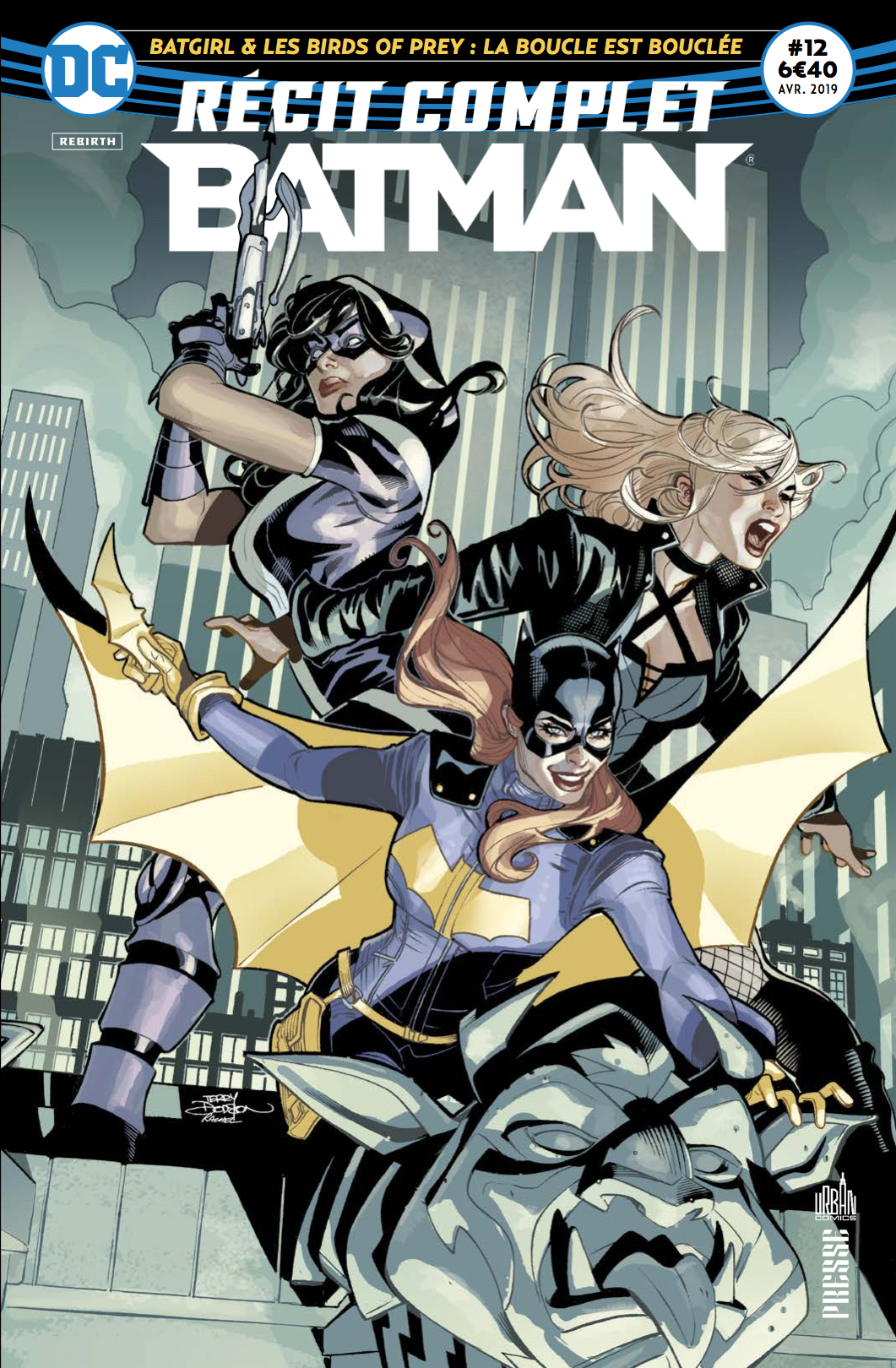 Récit Complet Batman 12