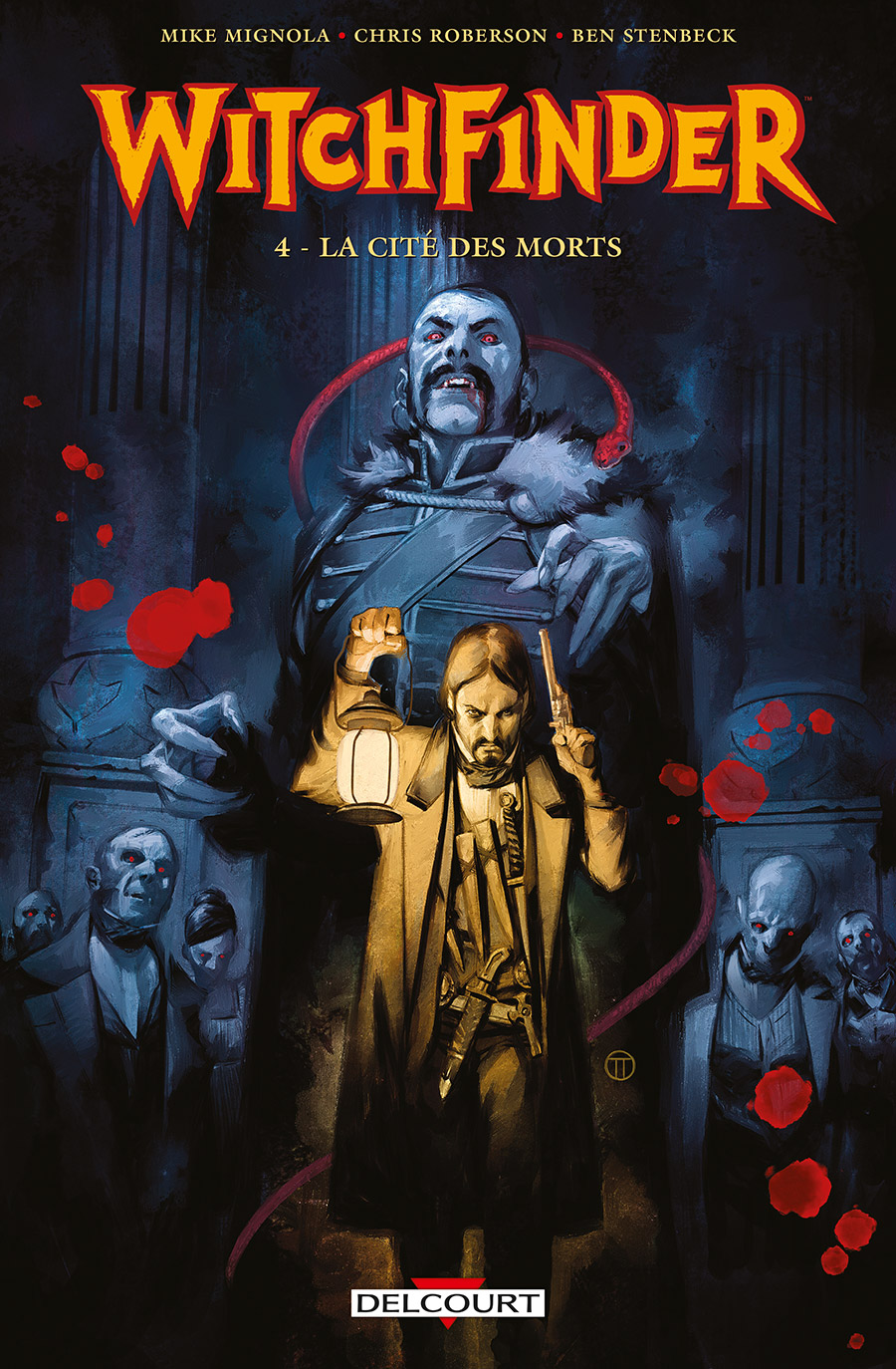 Witchfinder 4 - La cité des morts