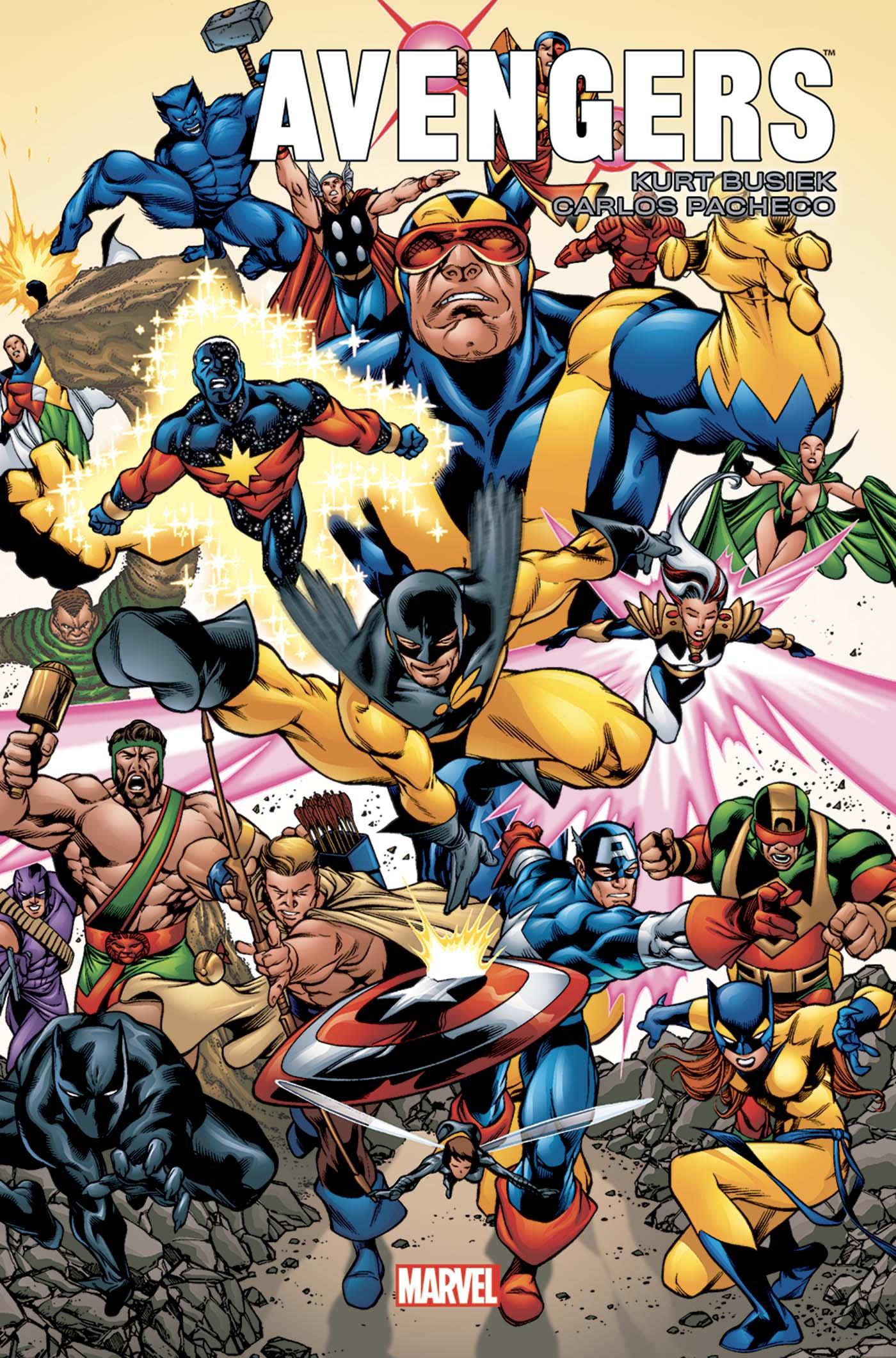 Avengers Forever 1