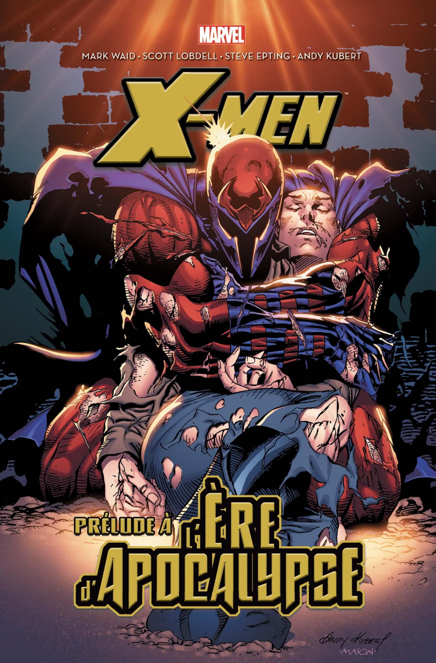 X-Men - L'Ere d'Apocalypse - Prélude 1 - Réédition 2019