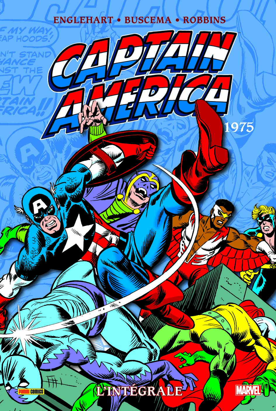 Captain America 1975 - 1975