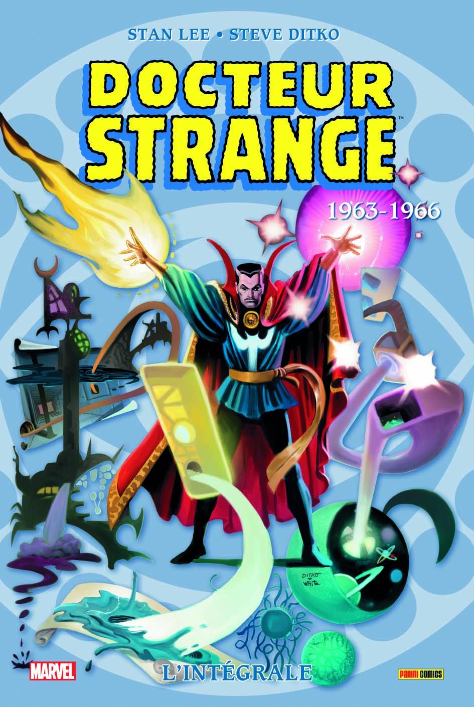 Docteur Strange 1963 - Réédition 2019