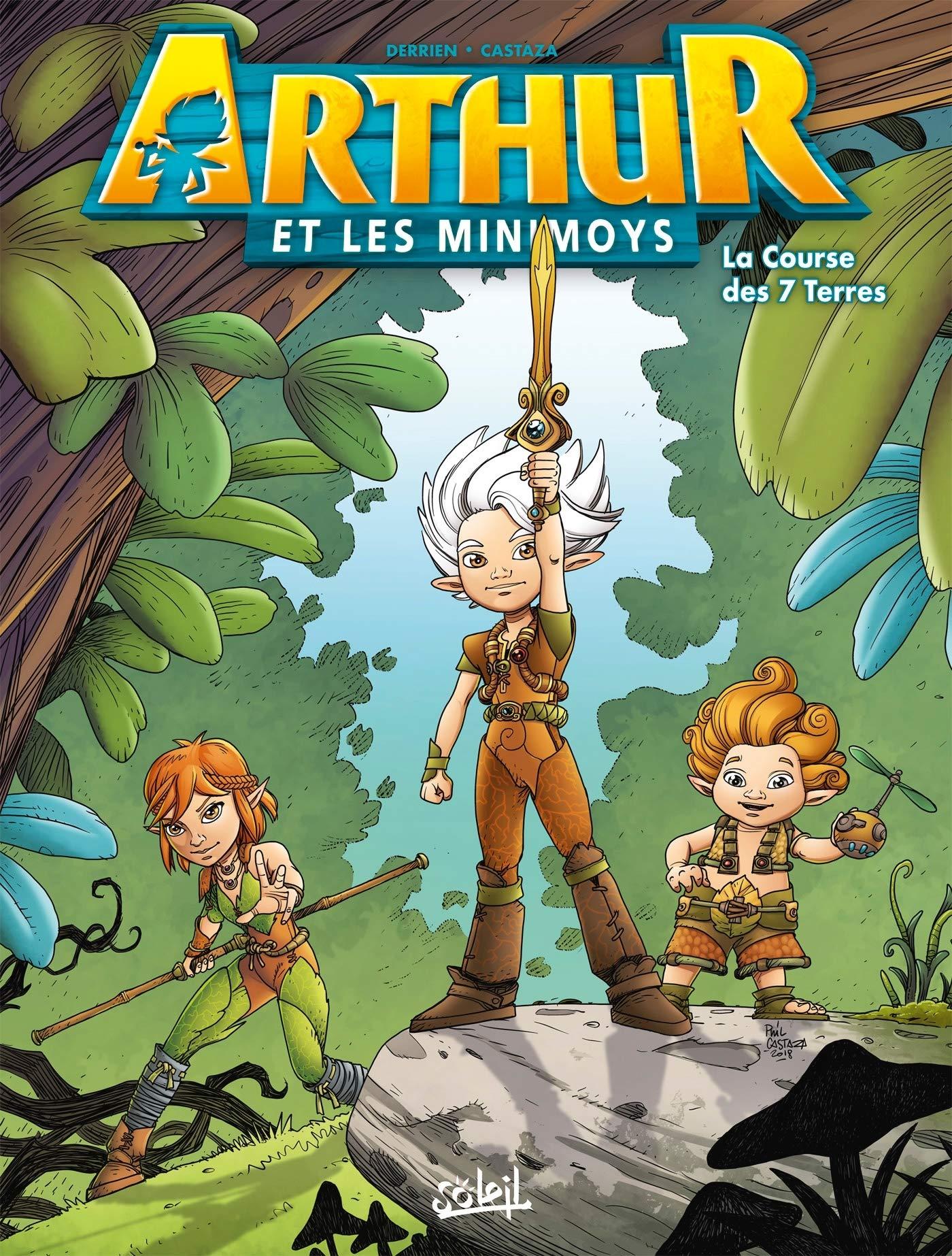 Arthur et les Minimoys (Castaza) 1 - La course des 7 Terres