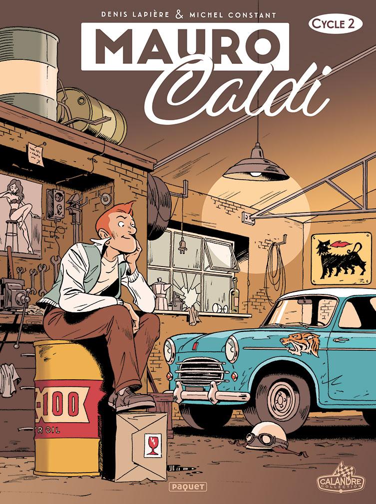 Mauro Caldi 2 - Intégrale: Cycle 2