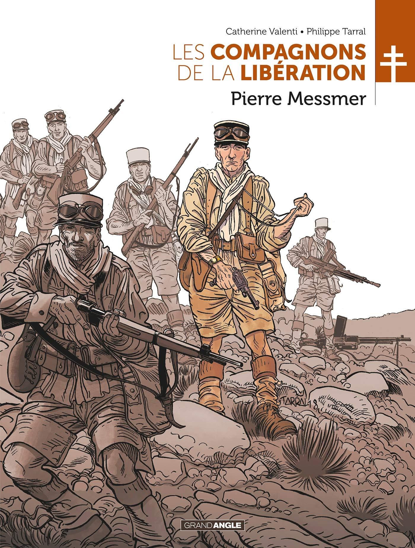 Les compagnons de la libération 1 - Pierre Messmer