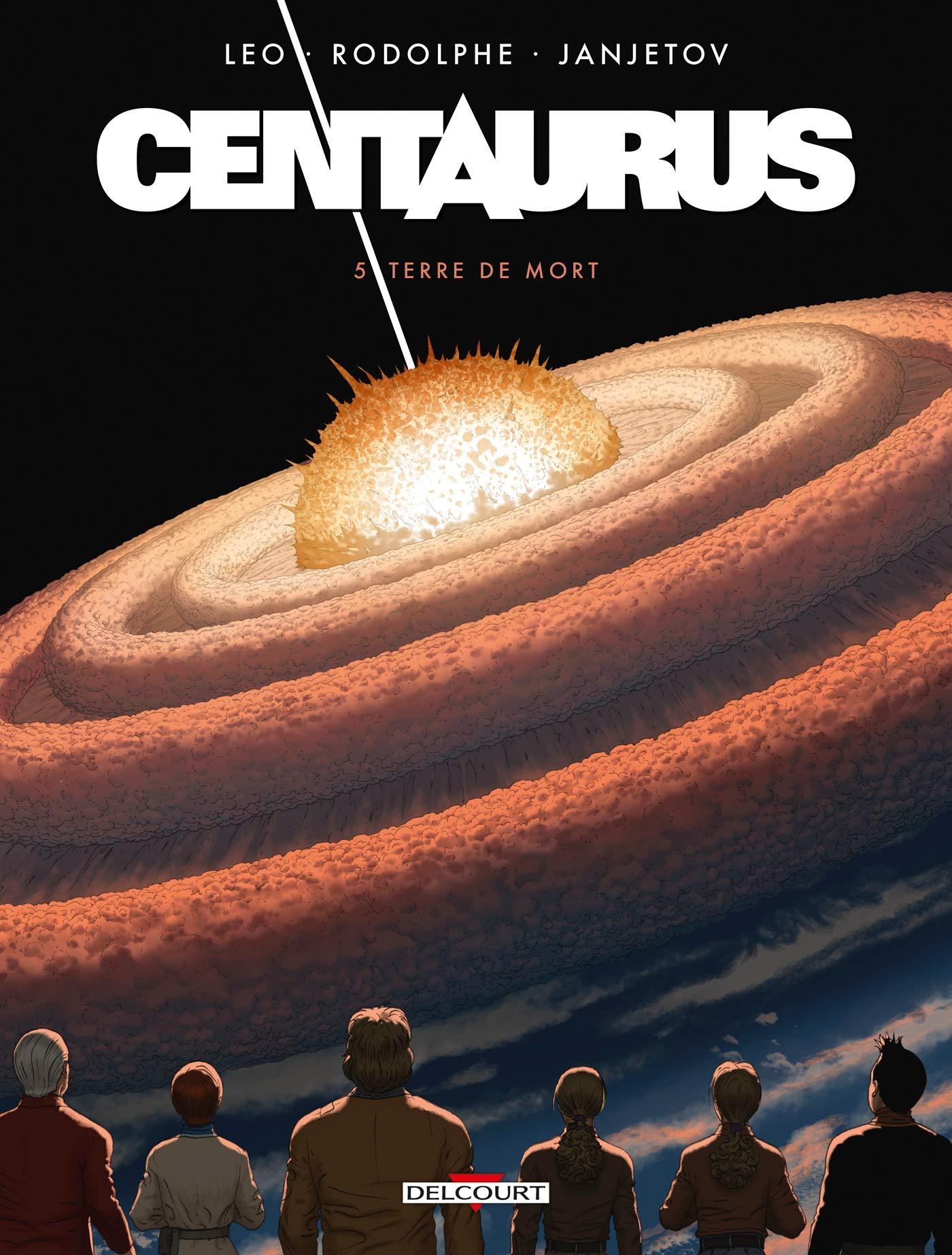Centaurus 5 - Terre de mort