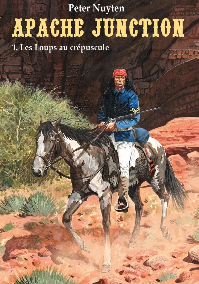 Apache Junction 1 - Les loups au crépuscule