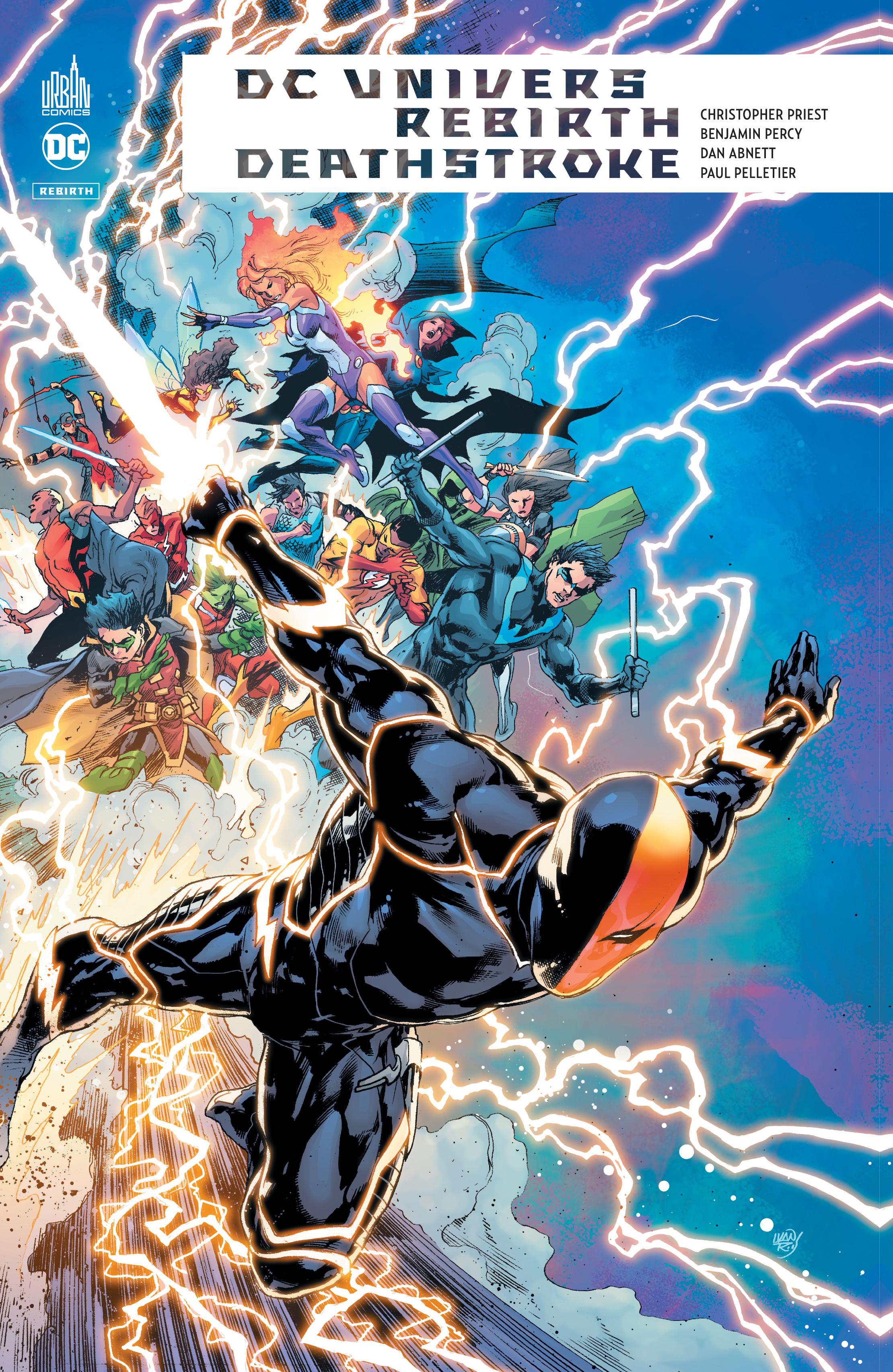 DC Univers Rebirth - Deathstroke 1 - DC Univers Rebirth - Deathstroke