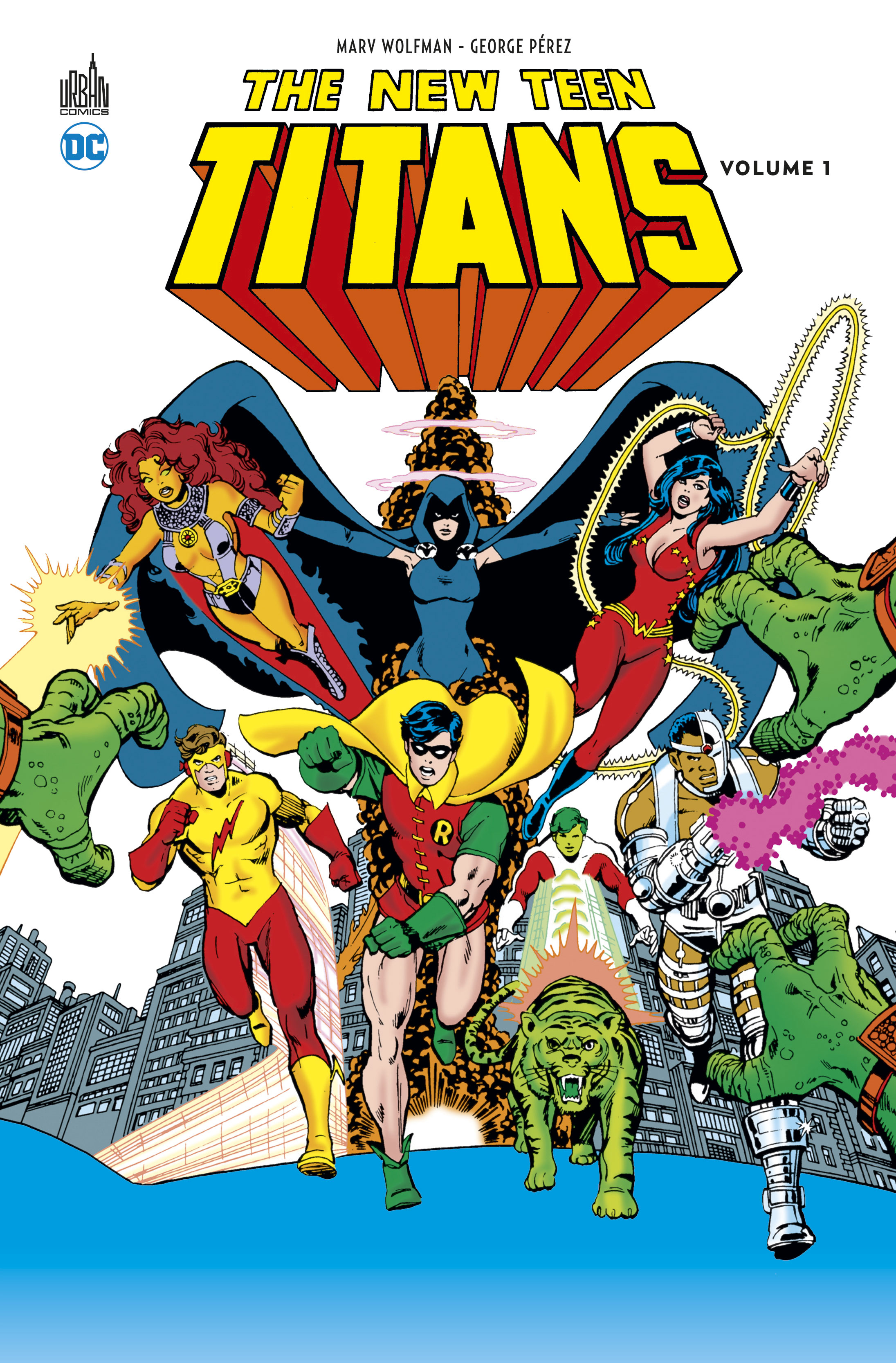 The New Teen Titans 1 - Tome 1