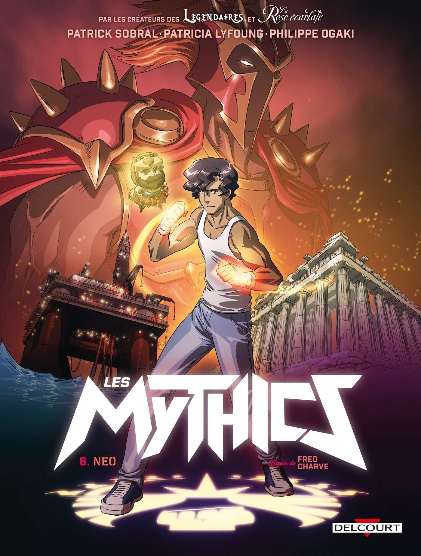 Les Mythics 6 - Neo
