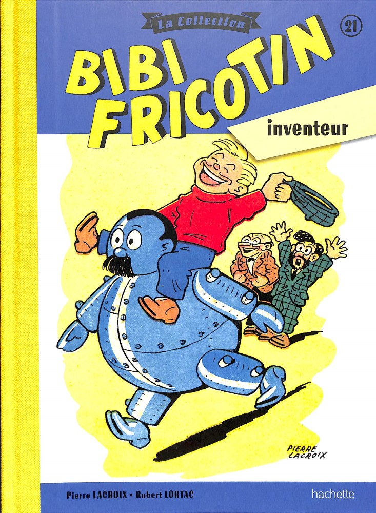 Bibi Fricotin 21