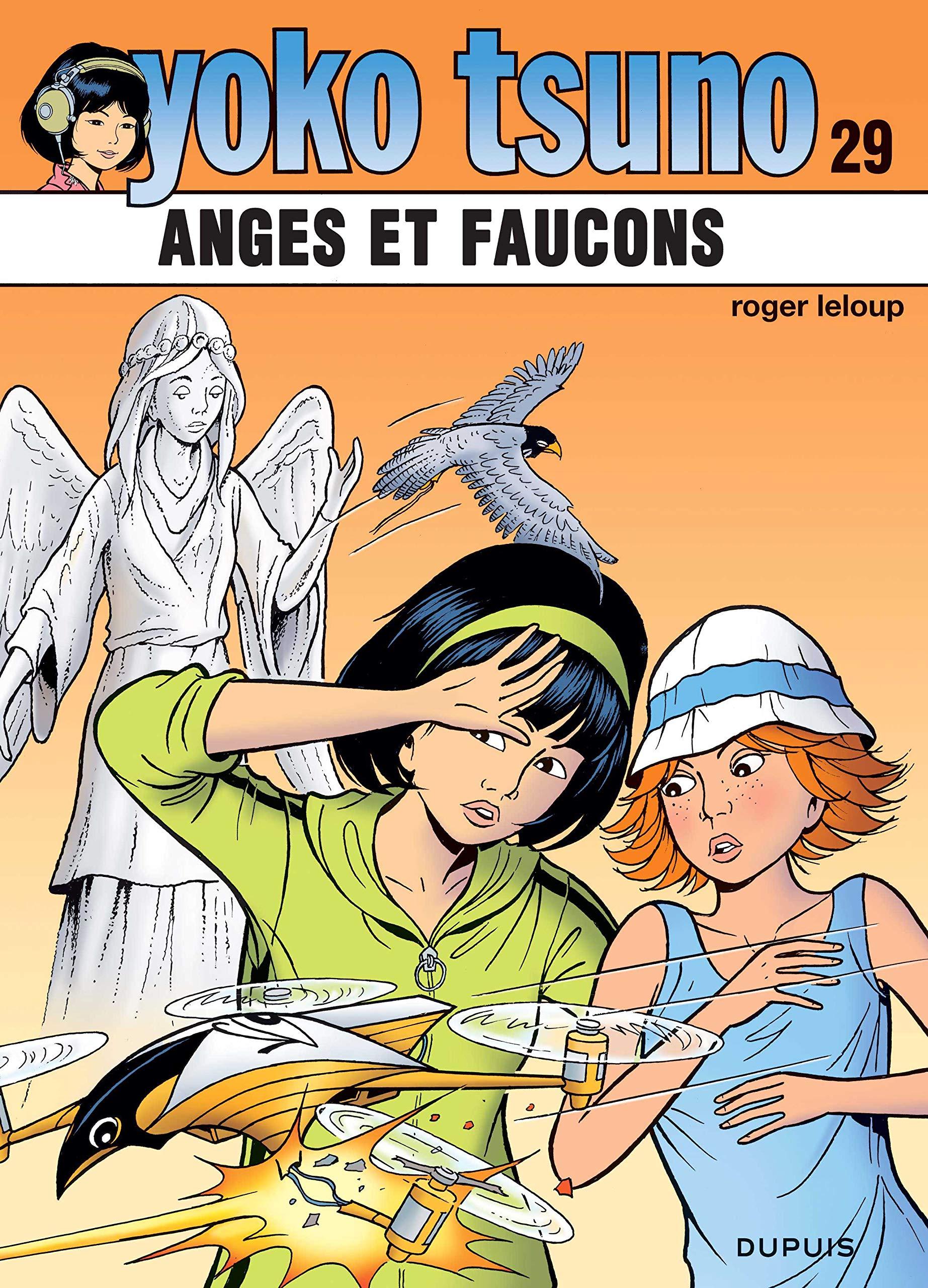 Yoko Tsuno 29 - Anges et faucons